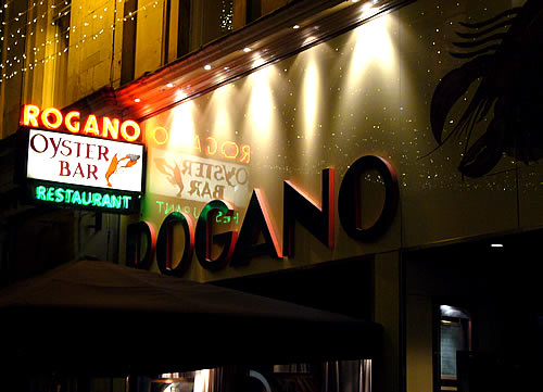 Glasgow The Rogano Oyster Bar