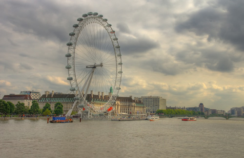 London - The London Eye