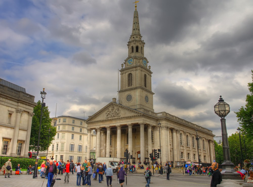 London - St Martin in the Fields