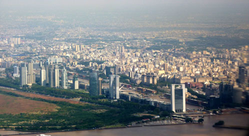 Leaving Buenos Aires: Puerto Madero and San Telmo