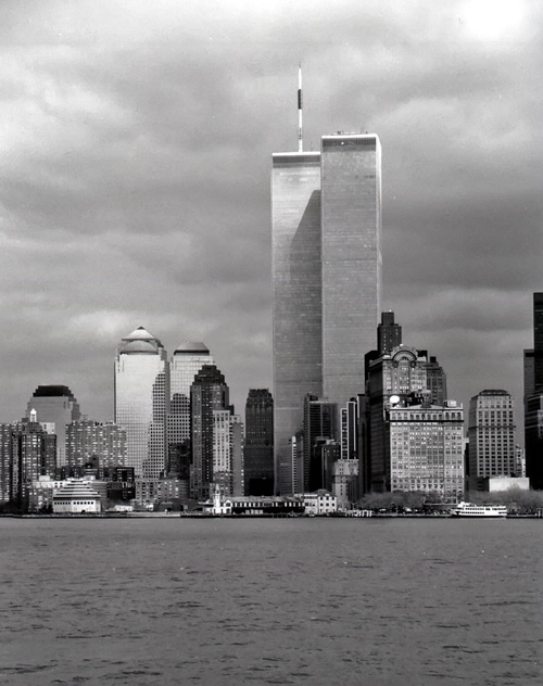 NY Twin Towers 87