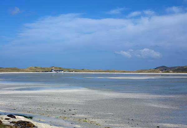 Barra - the Airport Beach
