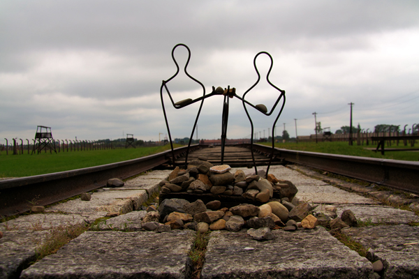 Birkenau - the end of the line