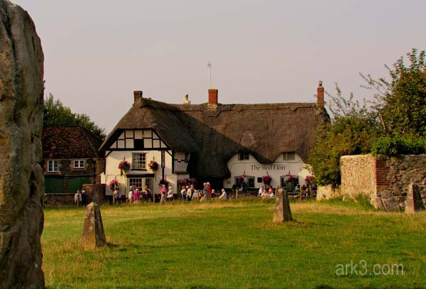 Avebury - Red Lion Pub